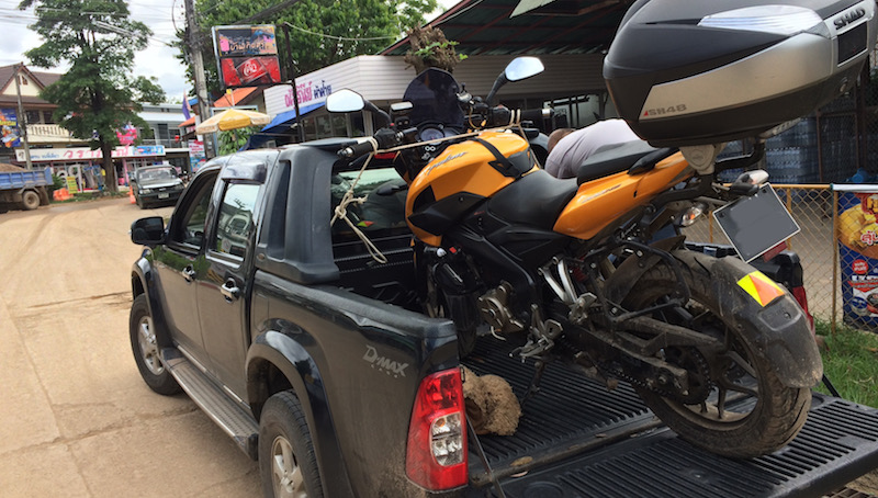 The sgBikerBoy 2016 Trip – Day 12. Breakdown in Pai.