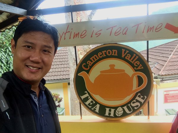 You shouldn't come to Cameron Highlands without sampling their locally produced tea.