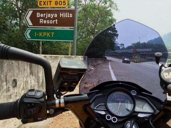 Bajaya Hills Resort!