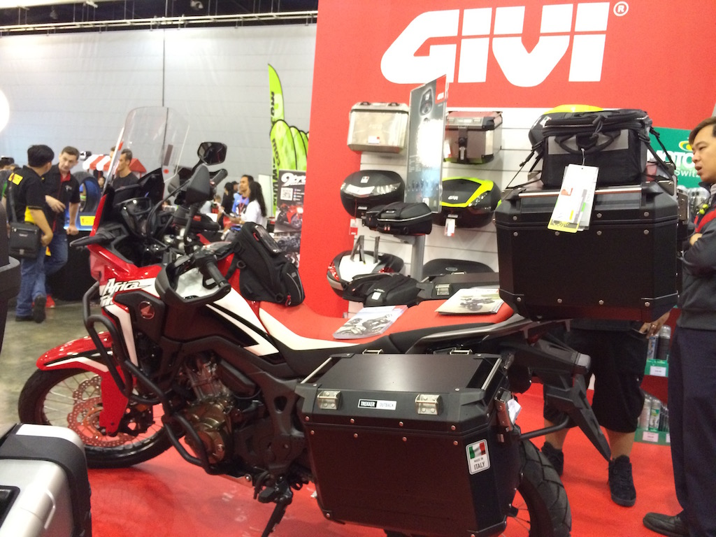Not too pleased with Givi Point Singapore