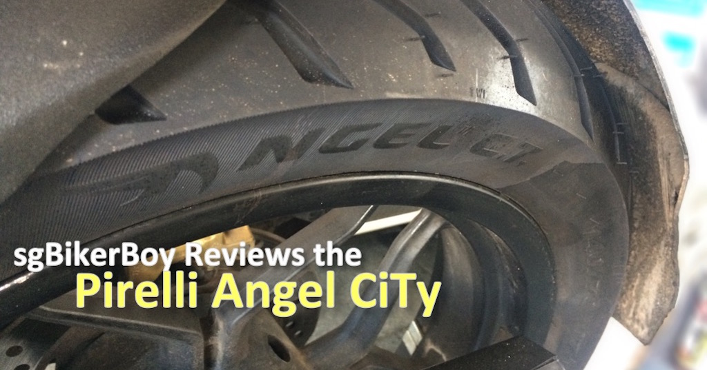 Pirelli Angel CiTy tire review