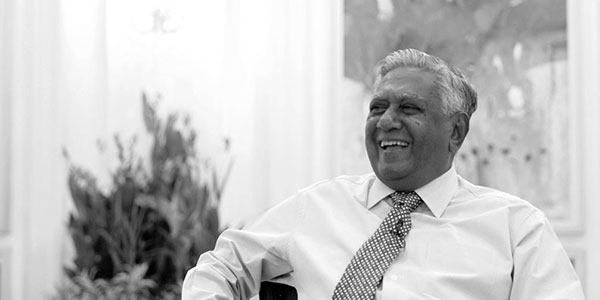 RIP Mr S R Nathan – Singapore's sixth and longest running president
