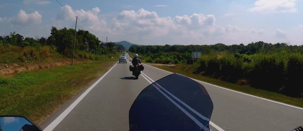 Sunday Morning Ride to Tg Piai (Again!)