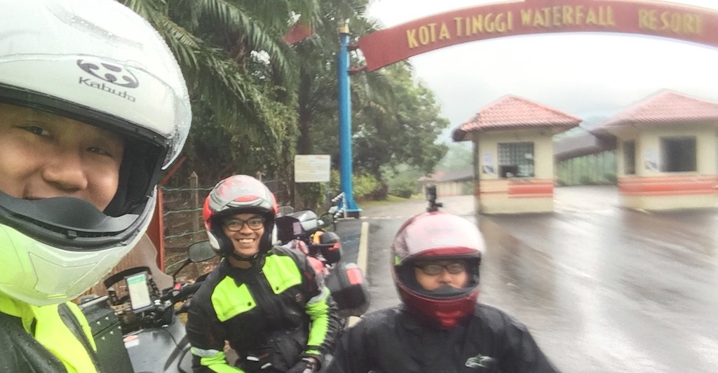 Sunday morning ride to Kota Tinggi
