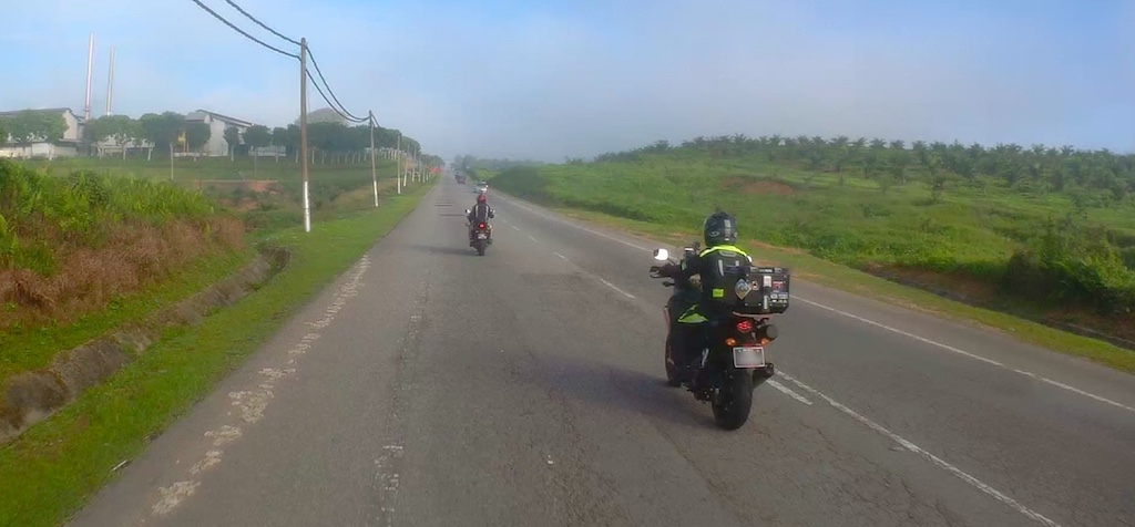 Sunday Morning Ride to Ranggam