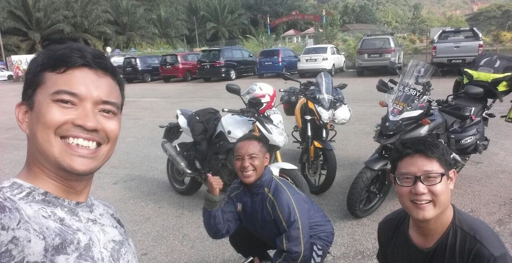 Labour Day Ride to Kg Panti, Kota Tinggi
