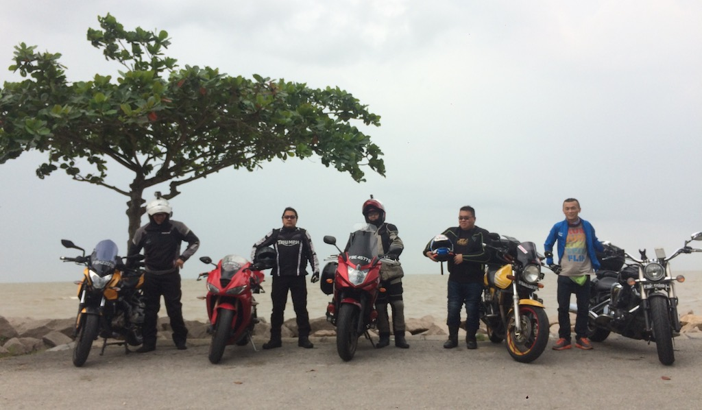 Sunday Morning Off-road Ride in Pontian