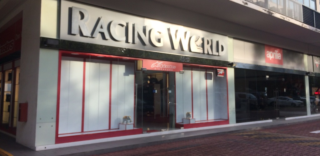 Amazing After-sales Service from Racing World Singapore