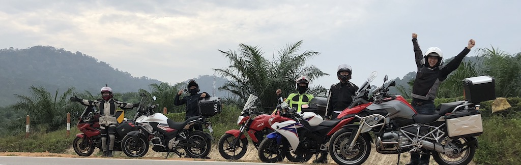 Sunday Morning Ride to Pekan Nanas and Durian Plantation