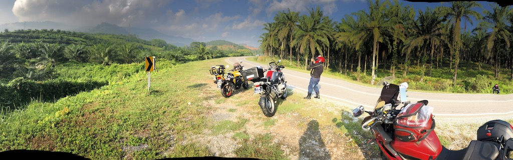 Sunday Morning Ride to Muzium Bugis