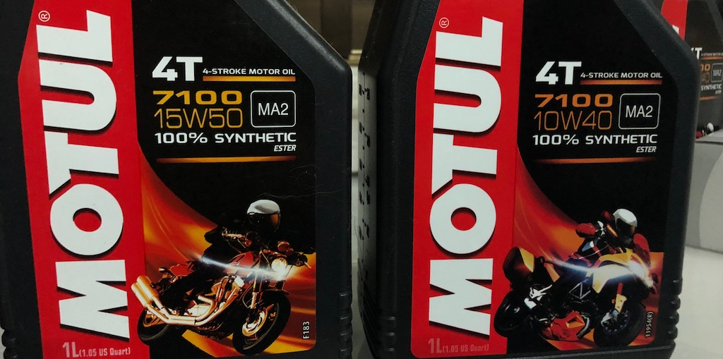 Motul 7100 4T – French or French Colony?
