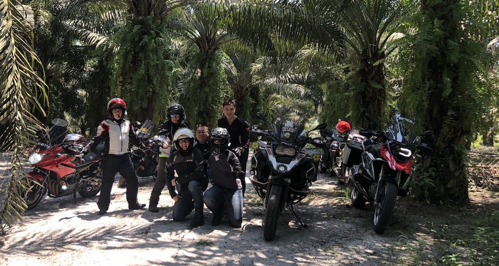 Sunday Morning Ride – Plantation in Tg Sedili