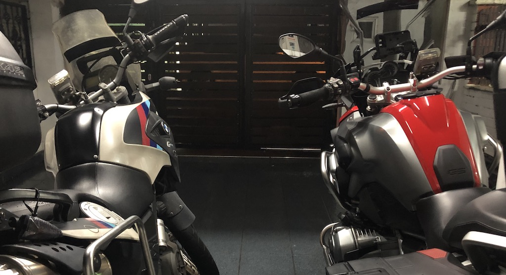 Big GS Meets Little GS – The BMW G650GS Sertao