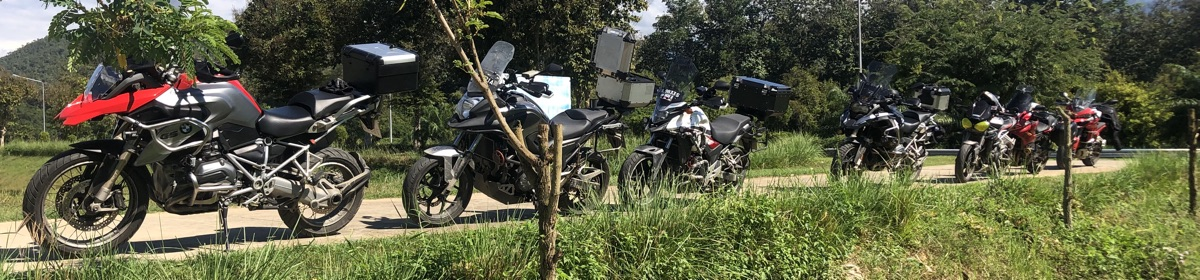 Ramblings of a Singapore Biker Boy