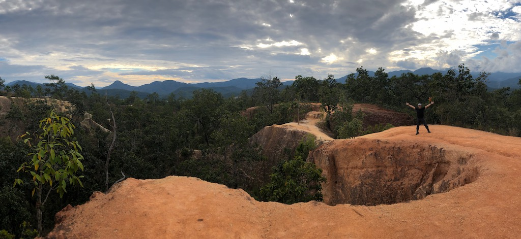 Riding up to Mae Hong Son – Day 8 and 9