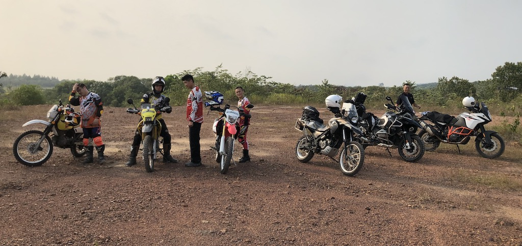 Sunday Morning Ride – Desaru Off-Road