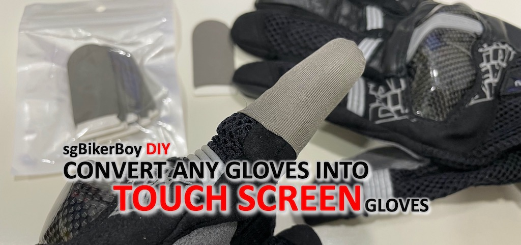 How to Turn any Gloves Touchscreen Compatible (For Cheap!)