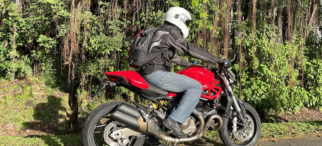 The Ducati Monster Joins the Stable